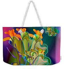 Thanksgiving Bouquet Weekender Tote Bag