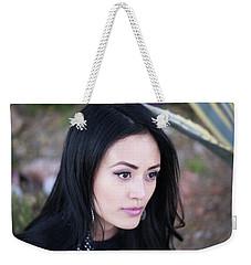 That Girl Ileen Weekender Tote Bag