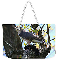 That's Nature Weekender Tote Bag by Living Color Photography Lorraine Lynch