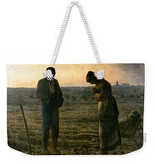 The Angelus Weekender Tote Bag