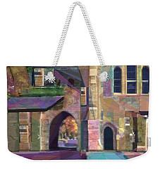 The Annex Weekender Tote Bag