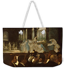 The Ballet From Robert Le Diable Weekender Tote Bag by Edgar Degas