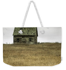 Weekender Tote Bag featuring the photograph The Bare Minimum  by Kandy Hurley