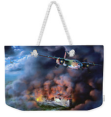 The Battle Of Monte Cassino Weekender Tote Bag