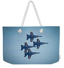 The Blue Angels Weekender Tote Bag