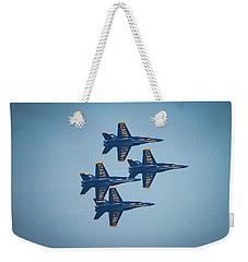 The Blue Angels Weekender Tote Bag
