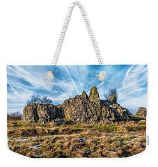 The Bomb Rocks Weekender Tote Bag