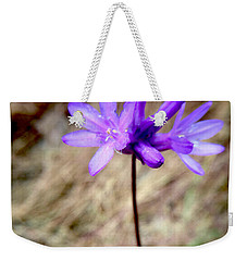 The Color Purple Weekender Tote Bag by Sean Griffin