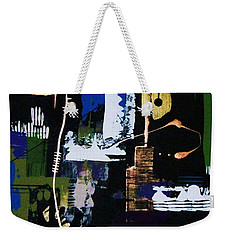 The Dark Is Light Enough #2 Weekender Tote Bag