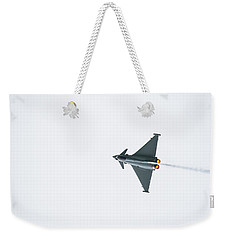 The Eurofighter Typhoon Weekender Tote Bag