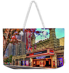 The Fabulous Fox Theatre Atlanta Georgia Art Weekender Tote Bag by Reid Callaway