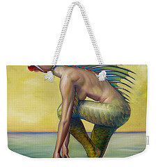 The Finandromorph Weekender Tote Bag by Patrick Anthony Pierson