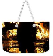 The Fireman Weekender Tote Bag