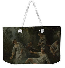 The Four Times Of Day   Evening Weekender Tote Bag