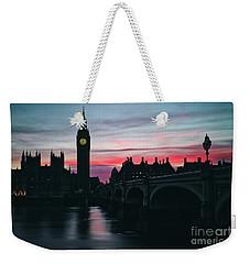 The Guardian Weekender Tote Bag
