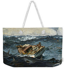The Gulf Stream Weekender Tote Bag