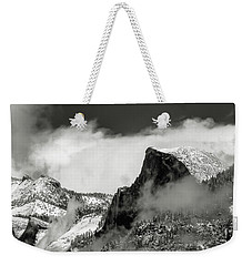 The Half Dome Weekender Tote Bag by Eduard Moldoveanu