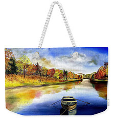 The Hiding Place Weekender Tote Bag