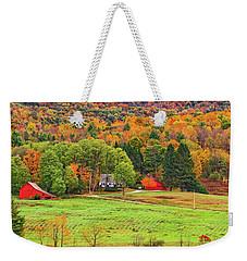The Homestead Weekender Tote Bag