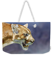 The Huntress Weekender Tote Bag