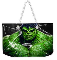 The Incredible Hulk Collection Weekender Tote Bag