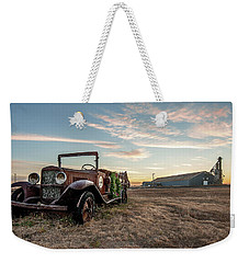 The Kress Truck Weekender Tote Bag