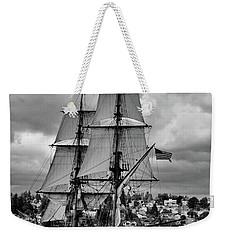 The Lady  Weekender Tote Bag