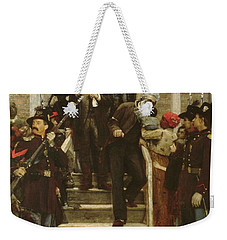 The Last Moments Of John Brown Weekender Tote Bag