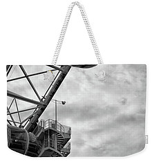 The London Eye Weekender Tote Bag by Martin Newman