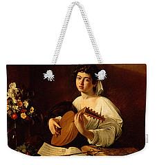 The Lute-player Weekender Tote Bag