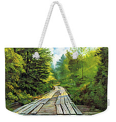 The Mcneely Bridge Weekender Tote Bag