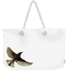 The Nesting Instinct Weekender Tote Bag by Andrea Kollo