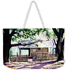The Old Richardson Place Weekender Tote Bag