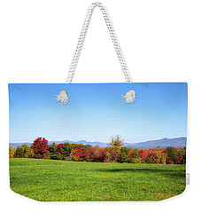 The Ramblin Vewe Weekender Tote Bag