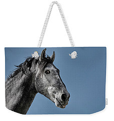 The Stallion Weekender Tote Bag by Michael Mogensen