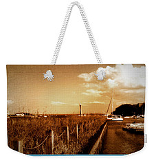 The Summer Wind V Weekender Tote Bag