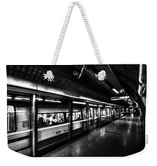 The Underground System Weekender Tote Bag