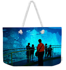 The View Down Under - 2 Weekender Tote Bag