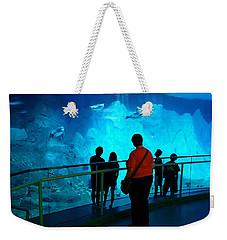 The View Down Under - 2 Weekender Tote Bag