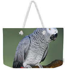 Thinking It Over Weekender Tote Bag by Mariarosa Rockefeller