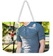 Thinking Outside Weekender Tote Bag