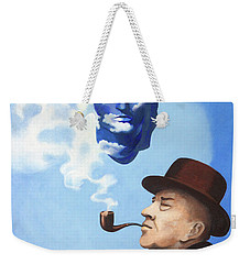 This Is Not A Pipe Dream Weekender Tote Bag