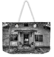 Weekender Tote Bag featuring the photograph This Old House by Mike Eingle