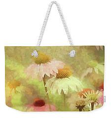 Thoughts Of Flowers Weekender Tote Bag