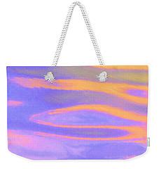 Threads Of Light Weekender Tote Bag