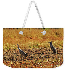 Three Amigos  Weekender Tote Bag by Robert Bales