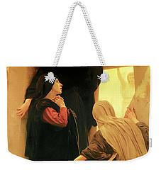 Three Marys At The Tomb Weekender Tote Bag