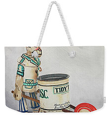 Tidy Tim Weekender Tote Bag
