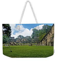 Tikal, Guatemala Weekender Tote Bag