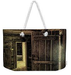 Tipton Cabin Weekender Tote Bag